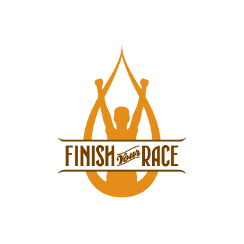 Finish Your Race logo
