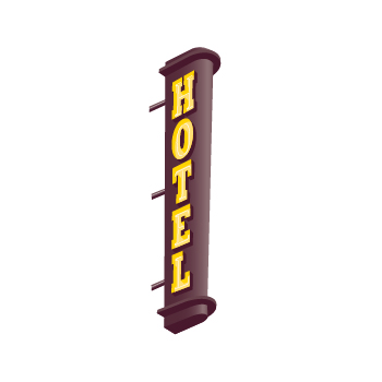 Hotel Productions logo