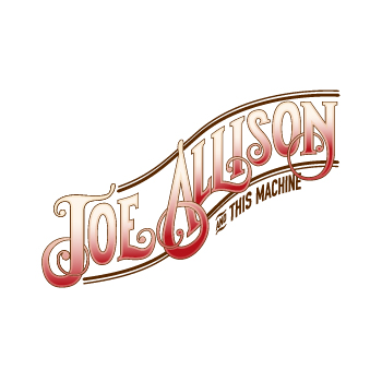 Joe Allison and This Machine logo