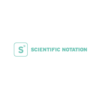 Scientific Notation logo