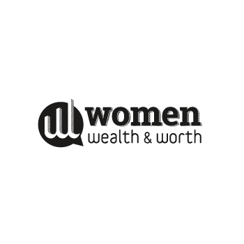 Women, Wealth and Worth logo