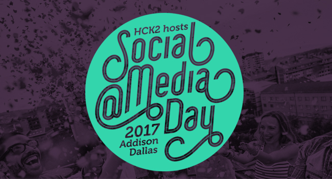 Dallas and Addison Social Media Day 2017